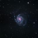 M101 Galaxy,                                Umberto Tomaselli
