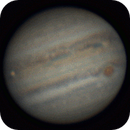 Jupiter and Io Animation,                                Angel Galera