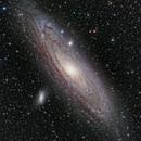 M31 (Andromeda Galaxy),                                snakagawa