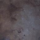 Barnard 67, Barnard 75, Barnard 261, Barnard 73 aka The Snake Nebula, Barnard 68, 69 and 70,                                Dean Jacobsen