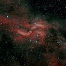 The Propeller Nebula,                                Richard S. Wright Jr.