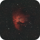 Pacman Nebula,                                yArUeiM
