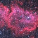 Soul Nebula - IC 1848,                                TomBramwell