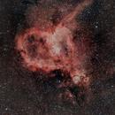 Heart Nebula - IC 1805,                                FHoTo