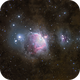 Orion - Attempt to remove light pollution,                                Ruy G. Coelho