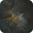 IC1805 - First Light ZWO ASI294MM-Pro (MONO),                                Andrew Burwell