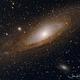 M31 First proper attempt at Processing in PI,                                John Kulin
