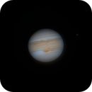 Jupiter & Io,                                Abduallah Asiri