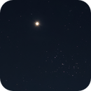 Venus Transit Across Pleiades, 4/5/2020,                                psychwolf