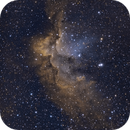 NGC 7380 - The Wizard,                                Clayton Bownds