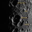 Lunar features,                                Tom Gray