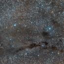Camelopardalis dark nebulae,                                spacetimepictures