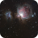M42 with PixInsight in the hands of a Master,                                Van H. McComas