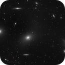Messier 84 and Messier 86, Part of Markarian's Chain,                                Madratter