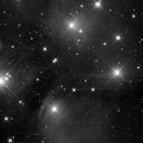 M45 Pleiades - Luminance,                                Salvopa