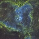 IC 1805 - Heart Nebula,                                James Luke