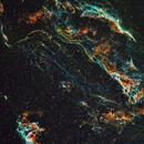 Cirrusnebel Narrowband 6nm Astronomik,                                Caspar Schumann