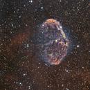 NGC 6888 Crescent nebula,                                Verio