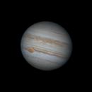 Jupiter and Moons,                                rhombus