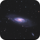 M106 LRGB+Ha,                                Christopher Gomez