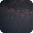 Aquila in the Milky Way,                                astropical