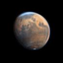 Mars December 22 2020,                                Kevin Parker