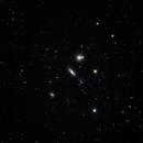 Hicks 44 Group of Galaxies,                                Mike Brady