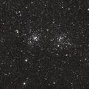 NGC 869 & NGC 884 - h and χ Persei,                                AstroDinsk