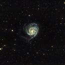 M101 Spiral Galaxy,                                Ray Blais