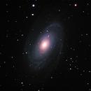 M81 (Bodes Galaxy),                                MJF_Memorial_Observatory