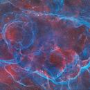 Vela Supernova Remnant,                                Mo Tabbara
