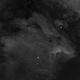 NGC 5070 Miotła B/W,                                Borowy Misiek