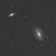 M81 and M82,                                Darren Jehan
