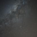Milk Way,                                astronomianocerrado