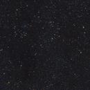 Open clusters NGC 225, NGC 189 and Berkeley 3,                                Dean Jacobsen