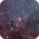 Cave Nebula,                                Edoardo Perenich
