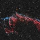 Nebulosa del Velo (Este),                                Aniceto Porcel