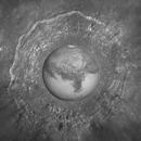 MARS COPERNIC COMPARATIF TAILLES 01 10 2020 NEWTON 625MM BARLOW 5 FILTRE IR742 CAMERA QHY5III 178M 100% LUC CATHALA,                                CATHALA Luc