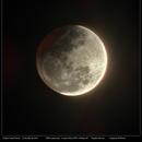 Eclipse Lunar Parcial 16 de julho de 2019,                                rmarcon