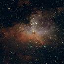 Eagle Nebula/Pilars of Creation,                                Randy Drumm