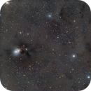NGC1333 and dusty area,                                bclary