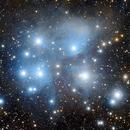 M 45 Pleiades,                                Roberto García