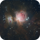 Orion Nebula Wide Field,                                CarlosAraya
