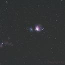Wide field M42,                                MyChat_aa