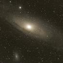 Andromeda Galaxy,                                Sandra Repash