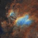 The Prawn Nebula,                                Christian_Hilbert
