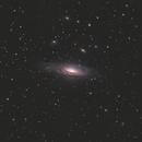 NGC 7331,                                Andrew Burwell