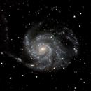 M101 130 PDS tryout on AZGTI,                                Dick Bakker