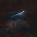 NGC2736 Pencil Nebula,                                Copernicus