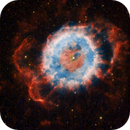 NGC 6369 - Little Ghost Nebula,                                Steven Marx